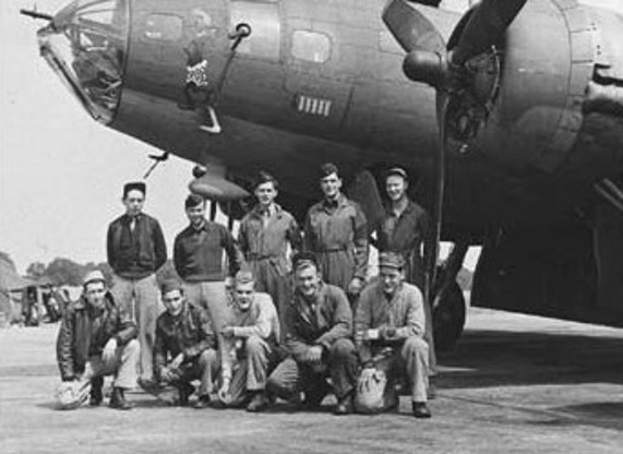 With courtesy, USAF 379th Bomb Group