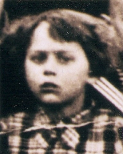 Rosa Böhmer, geboren am 22. September 1933 in Gelsenkirchen, ermordet in Auschwitz am 13. August 1943